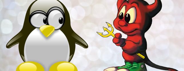 ۱۰ مقایسه بین FreeBSD و Linux؛ قوت ها و ضعف ها (قسمت اول)